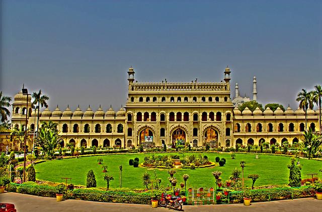 Bara Imambara - Entrance