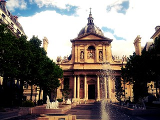 La Sorbonne | by Saturne