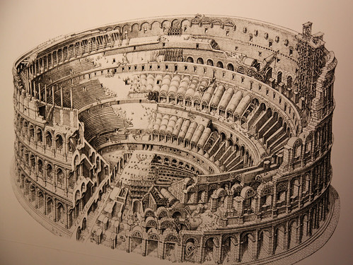 What the Colosseum once looked like | by Dark Rome Tours & Walks