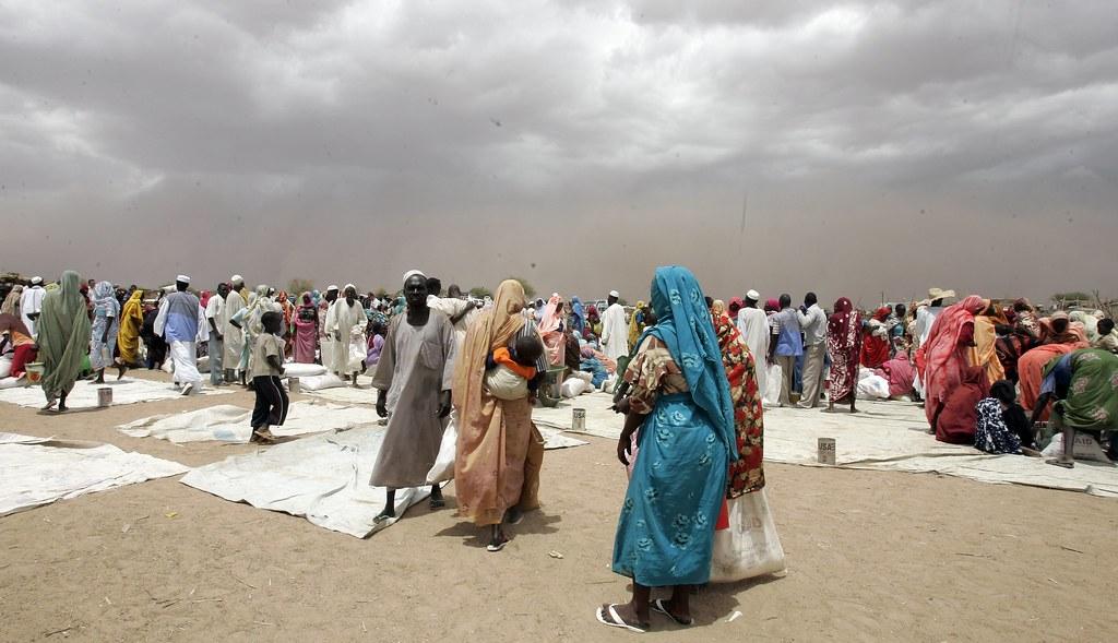 Visit of Kristalina Georgieva to Sudan