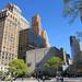 New York – stanice Bowling Green - vpravo vzadu vyrůstá nová budova WTC, foto: Luděk Wellner