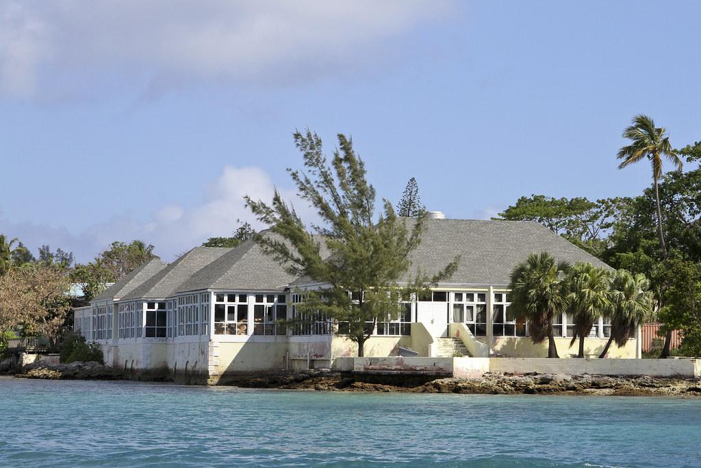 Club Med Paradise Island Porcupine Restaurant Wally Baba Flickr
