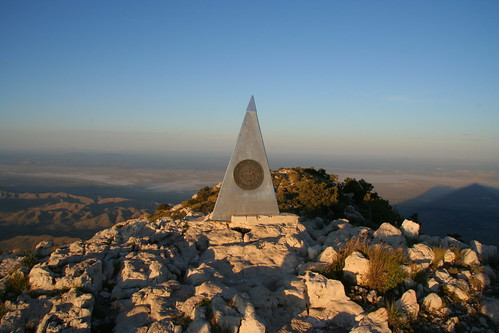Guadalupe Peak, Guadalupe Mountains National Park, Culberson County, Texas 1 | by Alan Cressler