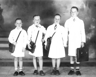 Koppenhaven boys ready for school, Argentina | by Mennonite Church USA Archives