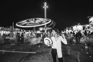 Lauren at the CNE | by Matt Henry photos