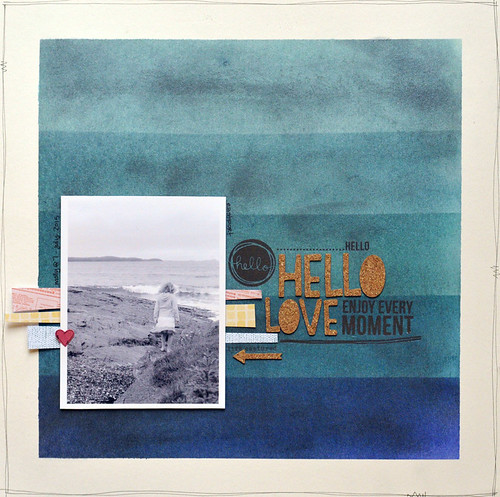 13 - hello love   by Sarathings