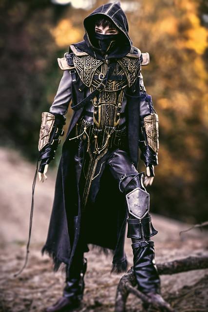 The Elder Scrolls: Breton Knight