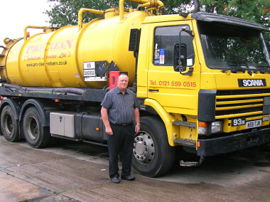 Pro-Clean Industrial Services Limited | by Keltruck Scania