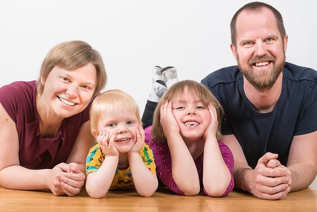 Familjefotografering 2015
