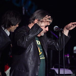 Sun, 01/11/2015 - 10:15pm - Southside Johnny & the Asbury Jukes light up the Cutting Room for an audience of FUV Members. Hosted by Dennis Elsas. Photo by Gus Philippas.