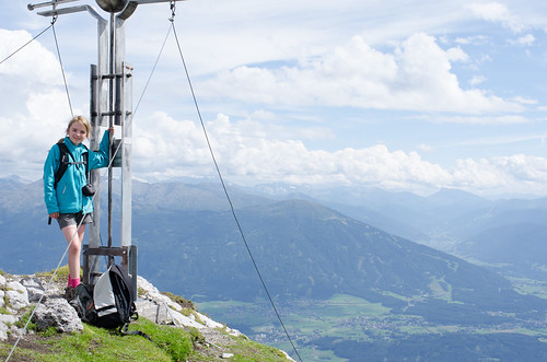 Mandlspitze summit in colour   by eugene.erdozain