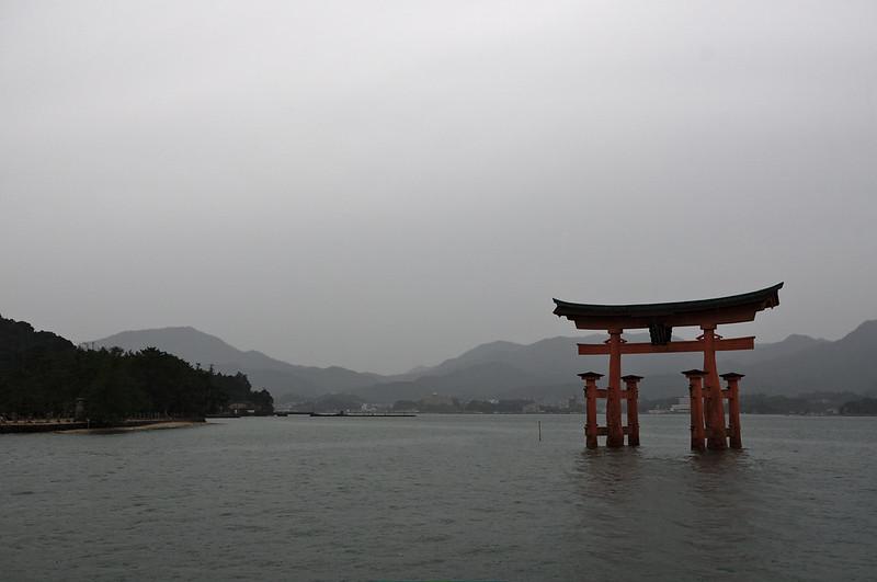 Torii de Miyajima