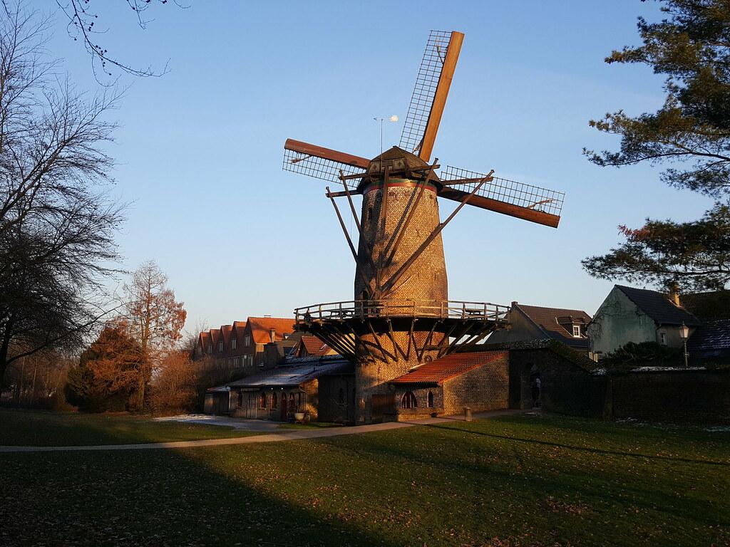 Mühle Xanten
