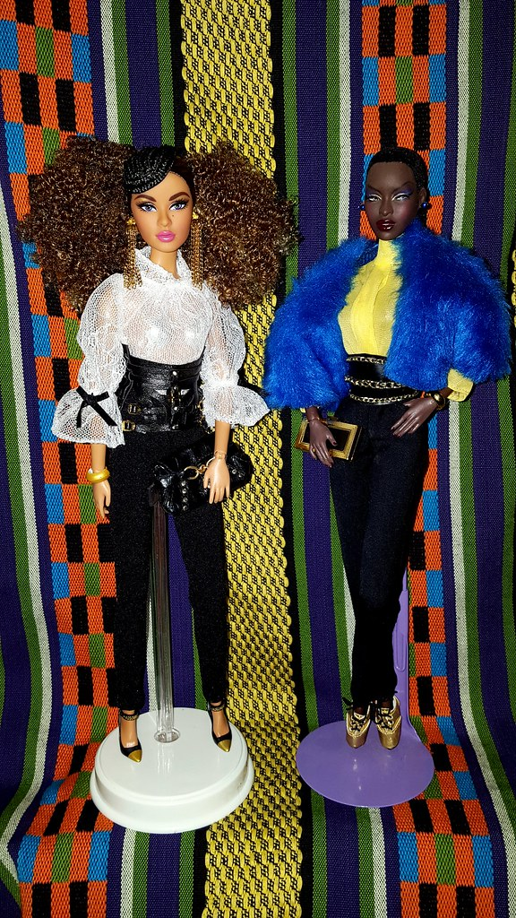 Luciana Barbie Doll The Global Glamour Collection