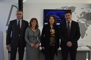 Més de cent gremis i associacions han assistit a la 1a Cimera de l'Associacionisme empresarial, organitzada per PIMEC amb el suport del Port de Barcelona i ACCIÓ, el 16 de març de 2017.