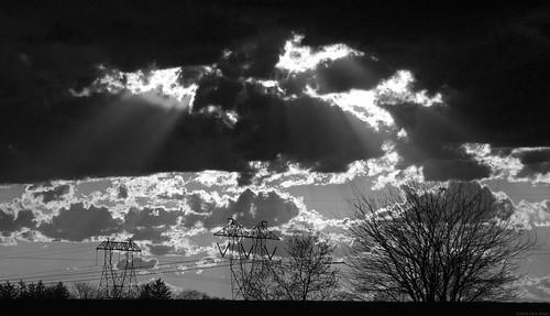 "sunset sky blackandwhite bw lumix nikon 100mm panasonic g5 series f28 m43 primelens ""nikon 100mmf28e legacylens e"" micro43 microfourthirds lumixg5 dmcg5 panasonicg5"