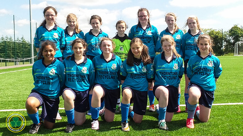 Cavan Shamrocks Girls