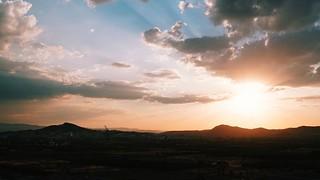 New sunset, new capture