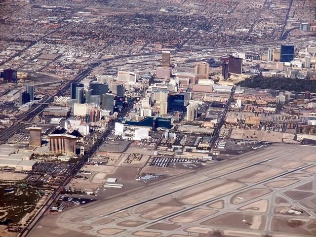 Aerial Vegas