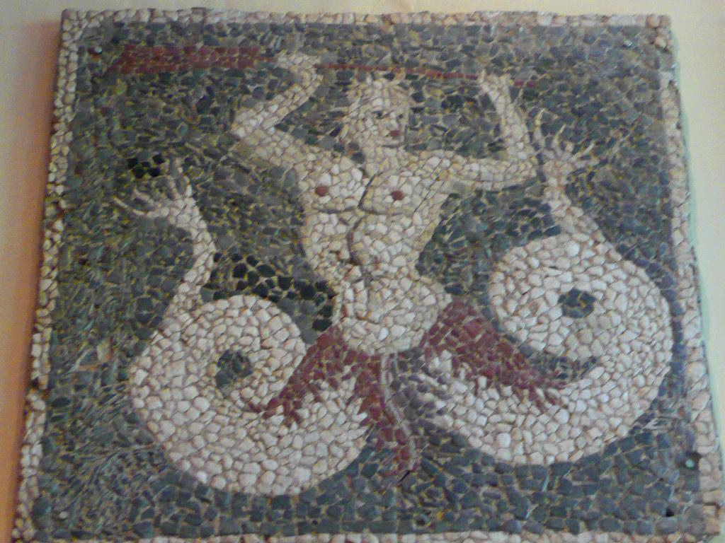 Sparta - Triton mosaic