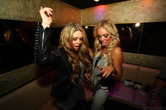 Bianca Gascoigne & Aisleyne Horgan-Wallace