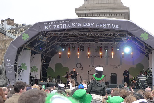 London / 倫敦 - St. Patrick's Day Parade | by Blowing Puffer Fish