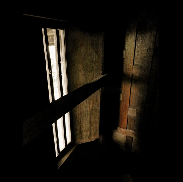 Window: The Crack Where the Light Comes In. by SJC