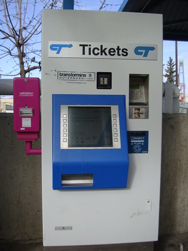 Ticket vending and validation | by Hawk Photogrpahy