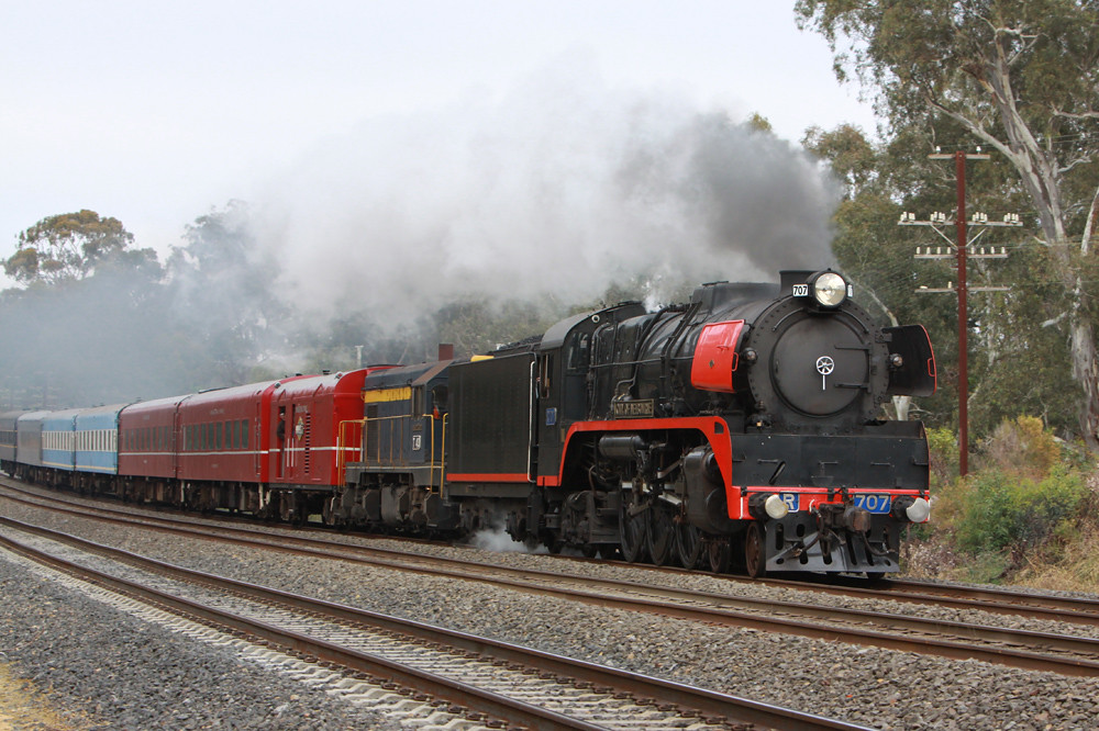 R707 outside Broadford by Corey Gibson