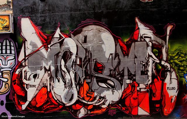 Street Art, Melbourne, Victoria