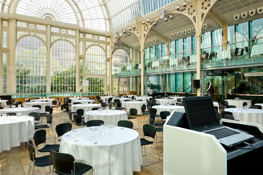 The Paul Hamlyn Hall at the Royal Opera House © ROH 2012