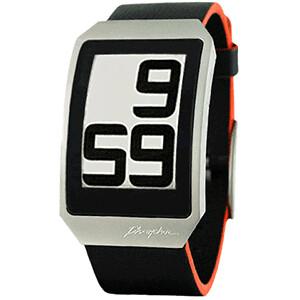 0fbe3894d57a ... Reloj Phosphor digital manilla en cuero colombia animado