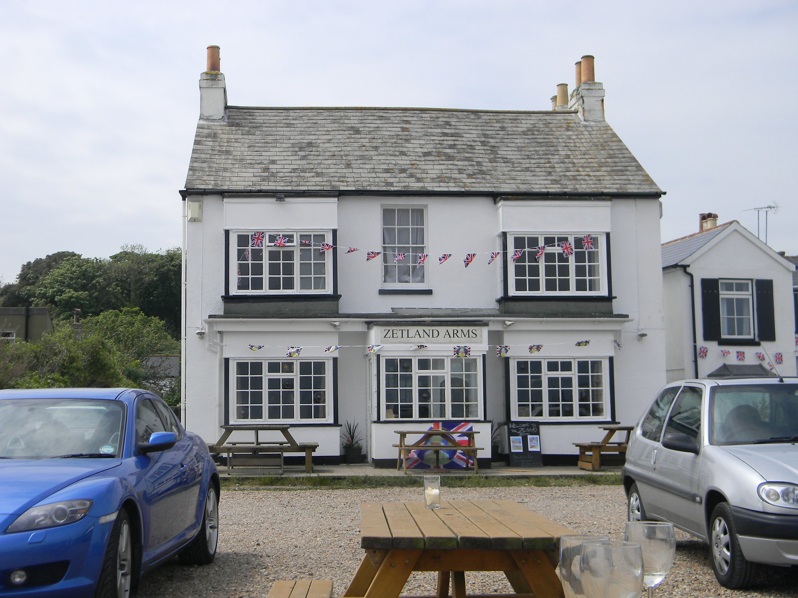 The Zetland Arms Deal to Dover