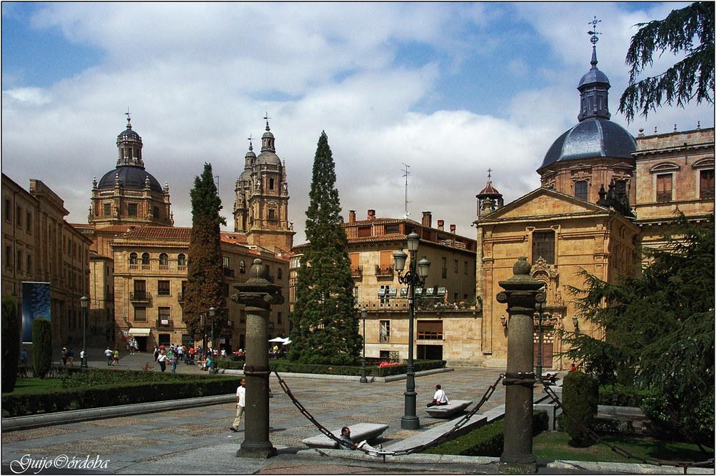 Resultado de imagen de plaza anaya salamanca