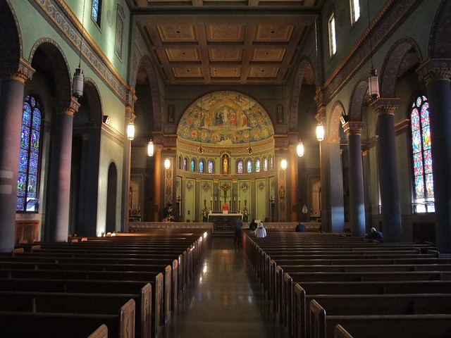 Holy Family Catholic Church, Dayton, OH