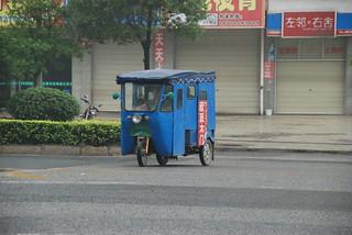 Jiangxi.Dans la rue à Yushan.1 | by Antoine 49