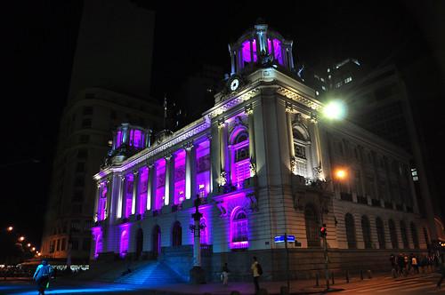 Câmara Municipal - Centro do Rio - Foto: Alexandre Macieira Riotur