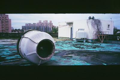 Dali District Tobacco Factory(大里菸廠)/Nikon Zoom 310 AF QD