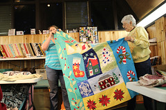 Quilt Retreat Spring 2014-54