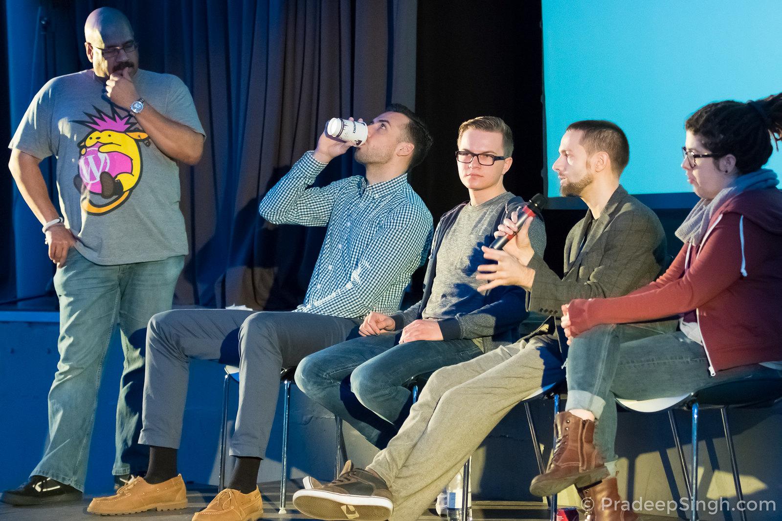 WordCamp London 2016 - Sunday
