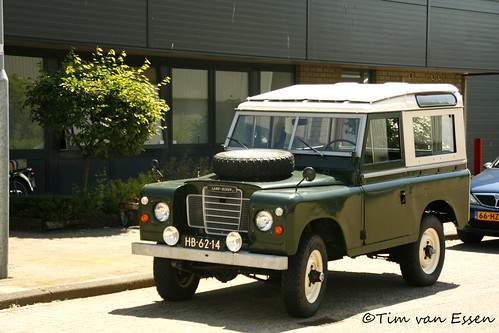 Land Rover 88 | by timvanessen
