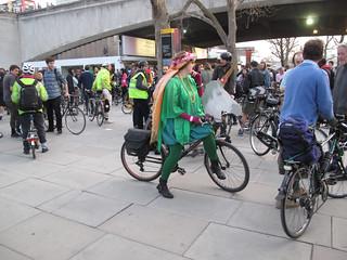 Critical Mass London March 2012 07
