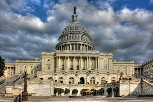 Washington D.C. - United States Capitol 09 | by Daniel Mennerich