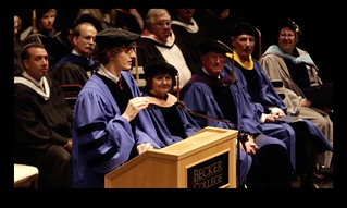 Becker College Commencement | by Sagolla