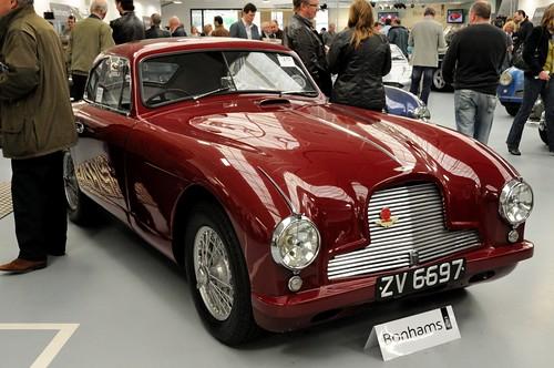Bonhams Aston Martin Auction - Newport Pagnell - 19th May ...