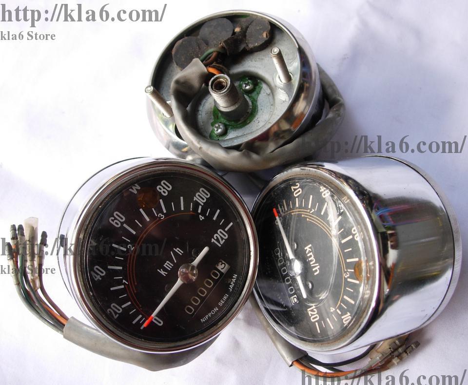 Suzuki S90Z Speedometer