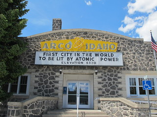 Arco, Idaho: First city in the world to be lit by atomic power. | by mormolyke