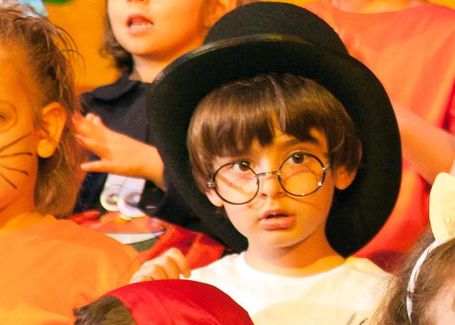 Coro con Gianni..il fratello di Wendi - Peter Pan ( spettacolo!!! )