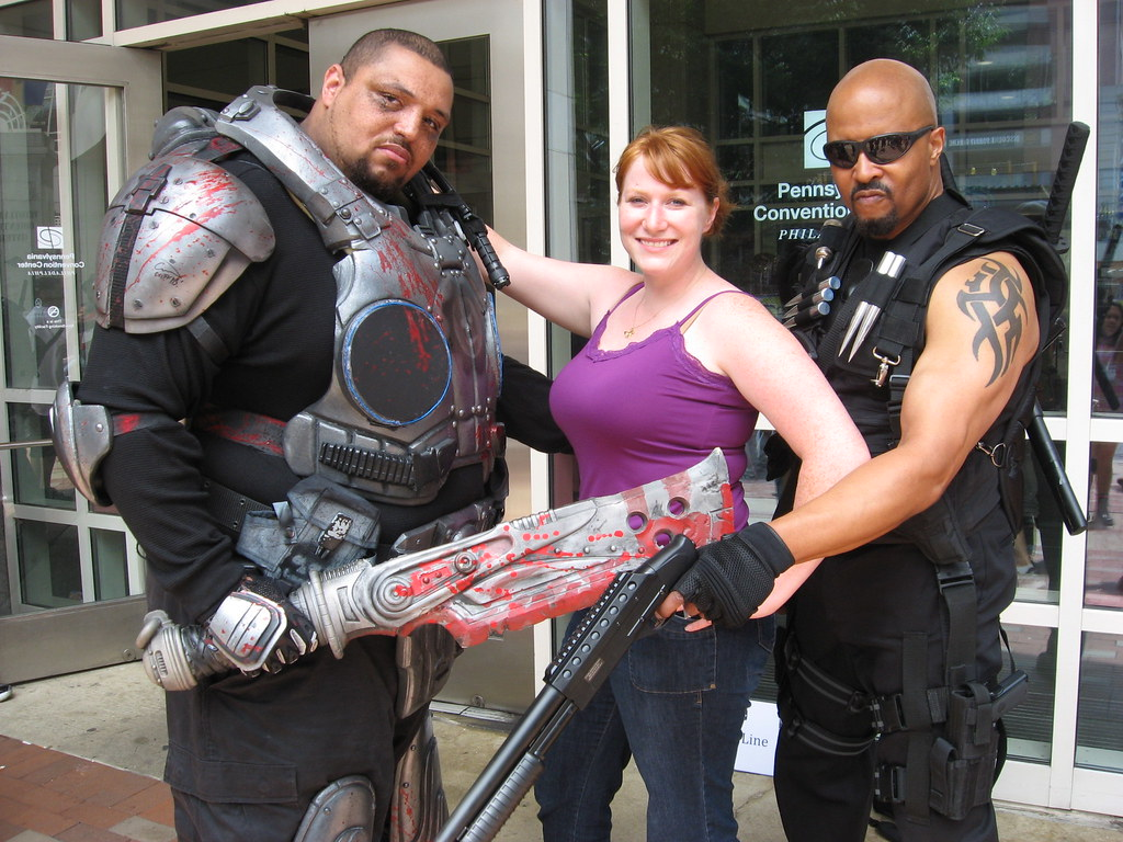 Gears of War and Blade