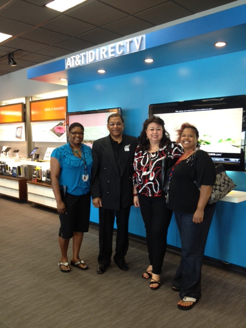 Mobility Call Center Visit, Wichita Falls TX